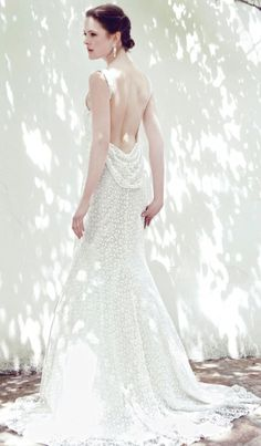 Today Fashion Diva make amazing collection of lush and as always incredibly beautiful wedding dresses from Yumi Katsura for the season autumn-winter 2013-2014.