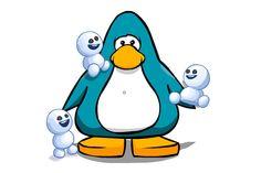 Club Penguin   Snowgies
