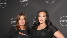 """Kelly LeBrock and daughter Raissa LeBrock at the """"Growing Up Supermodel"""" premiere in Kelly Lebrock, Anthony Michael Hall, Steven Seagal, Celebrity Plastic Surgery, Weird Science, Her Brother, Three Kids, Getting Old, Supermodels"""
