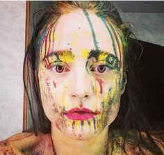 "Demi Lovato Calls Out Lady Gaga for Vomit ""ART"" What side are you on?"