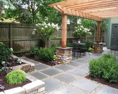 privacy in a townhouse backyard - Google Search