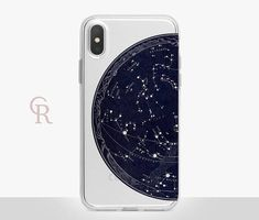 Astronomy iPhone X Clear Case Clear Case For iPhone 8