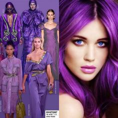 Colour of the Year : Ultra Violet - Amanda Ferri - Durban Color Of The Year, Ultra Violet, Showroom, Designer Dresses, Special Occasion, This Is Us, Aurora Sleeping Beauty, Wonder Woman, Colour