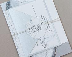 Modern Geode Wedding Invitation Set,Rustic Agate #weddings #invitation @EtsyMktgTool http://etsy.me/2yhi0zs