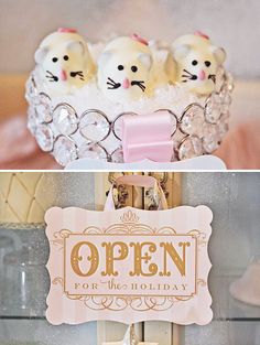 Nutcracker Ballet Inspired Holiday (Sugar Plum Shoppe)