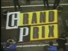 the bbc titles from the 1988 san marino gp Grand Prix, Bbc, Growing Up, Sports, Hs Sports, Sport