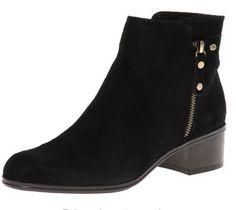 Bandolino Women's Carrington Suede Boot - 10M