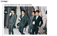 Lay in a suit I APPROVE