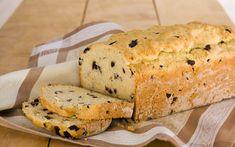 Receita de Pão rápido de alho, azeitonas e azeite - iG