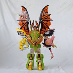 Power Rangers Mystic Force, Power Rangers Art, Power Rangers Megazord, Anubis, Kamen Rider, Robots, Action Figures, Pokemon, Toys