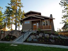 Craftsman House  by Era House Plans