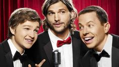 Two and a Half Men Episode List and Show Guide: Two and a Half Men was originally about a hedonistic jingle writer, Charlie Harper; his uptight brother, Alan; and Alan's growing son, Jake.  Charlie's free-wheeling life is complicated when his brother gets divorced and moves, along with his son, into Charlie's beach-front Malibu house.