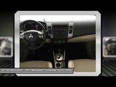 2012 Mitsubishi Outlander DeLand Daytona Orlando CU001109