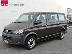 Volkswagen T5 Van/kleinbus Gebrauchtwagen in Fürth für € 15.890,-