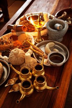 Ayurveda is a wonderful way of discovering deep healing and balanced living.
