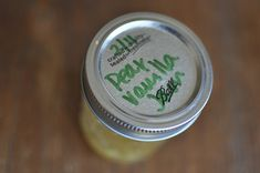 pear vanilla jam by Marisa | Food in Jars, via Flickr