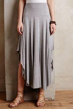 Weston Orray Maxi Skirt #anthrofave