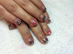 Image detail for -Glitter Acrylic Nail Art Designs | Acrylic Nail Art Designs