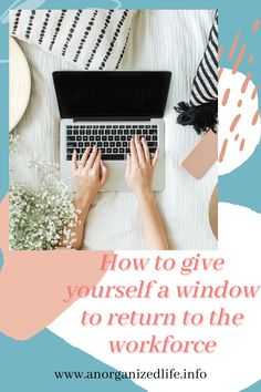 How to give yourself a window to return to the workforce. Guest post from top financial advisor Shang from Save my Scents!