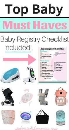 Top Baby Products You Really Need Top baby must haves! Best baby products you need on your baby registry! These baby items are must haves that will save you time and money! Best Baby Registry, Baby Registry Checklist, Baby Registry Must Haves, Baby Registry Items, Baby Must Haves, Baby Tub, Baby Supplies, Thing 1, Free Baby Stuff