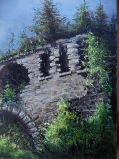 ruiny - szczegół 3