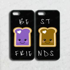 ipod 4 caseipod 5 casebest friendspeanut by BFF1828 on Etsy, $28.99