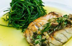 Τo μυλοκόπι του Πέσκια Greek Beauty, Fish And Seafood, Seaweed Salad, Food Porn, Pork, Meat, Chicken, Ethnic Recipes, Kale Stir Fry