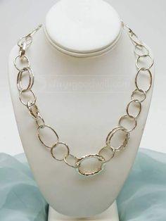 shopgoodwill.com: IPPOLITA Designer Sterling Silver Chain Necklace