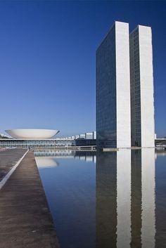 Congresso Nacional, Brasília - Distrito Federal | Flickr - Photo Sharing!