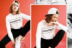 #wasted #wastedparis #streetwear #mode #modefemme #edito #lookbook