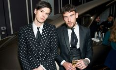 "Vlad Blagorodnov and Matt Busbridge - ""Inside GQ Style's 10th birthday bash - GQ.co.uk"""