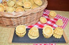 Aluat fraged pentru mini tarte sărate - Rețete Merișor Yams, Diy Food, Quiche, Caramel, Picnic, Basket, Desserts, Recipes, Food