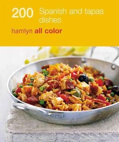 With over 200 recipes infused with the vibrant and complex flavors of Spain, you can recreate the tastes of the tapas bar and restaurant in your home. Spanish cuisine is rich with the country's histor