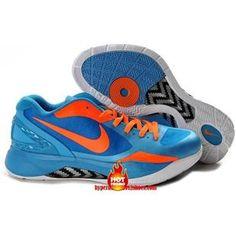 best service 1c75f 14a52 Nike Zoom Hyperdunk 2011 Low PE Black Griffin Navy Blue Orange Jordan 11, Blue  Orange