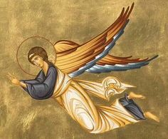 images of icons of guardian angels - Yahoo Image Search Results Byzantine Icons, Byzantine Art, Religious Icons, Religious Art, Angel Artwork, Religious Paintings, Catholic Art, Guardian Angels, Orthodox Icons