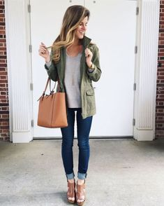 50 Casual And Simple Spring Outfits Ideas 2