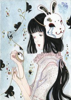 The White Rabbit - Hana Mulyati