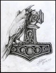 odin pictures and tattoos - Google Search