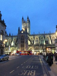 Bath City Sightseeing bus tours - a lovely way to travel around Bath and visit a museum or two.