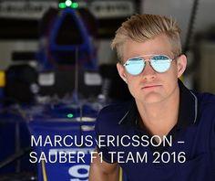 @ericsson_marcus rocks his MODO Paper-Thin sunnies model 680 #ME9 #F12016 #F1 #Formula1 #sauber #SauberF1Team #racing #motorsport #modoeyewear #modofaces #modoworldwide #beMODO #buyaframegiveaframe #titanium #paperthin #sunglasses