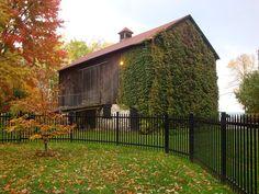 Adamson Estate barn, Mississauga - Küün - Vikipeedia, vaba entsüklopeedia