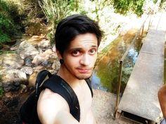 Opa! uma cachoeira!!! =D Tem vídeo novo lá no canal. (link na bio do insta)  http://youtube.com/c/imagineblue