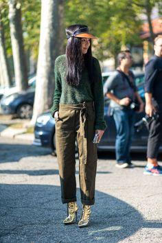Milan Fashion Week-40 WAYS TO WEAR ANKLE BOOTS