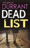 DEAD LIST a gripping detective thriller full of suspense - http://tonysbooks.com/dead-list-a-gripping-detective-thriller-full-of-suspense/