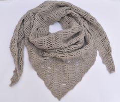 haakpatroon sjaal: Florence scarf (ROEST)
