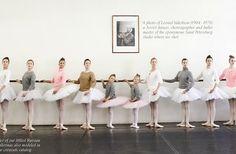 J. Crew Ballet Campaign