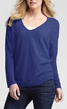 Eileen Fisher Lightweight Layering Dolman Style Tunic Top-$56!