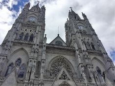 The Basilica of the National Vow is a Roman Catholic church that is a focal point in the historic center of Quito Ecuador.  Visitors are encouraged to enjoy a panoramic view of the city. We are a travel blog that focuses on how to retire early and the best travel sites to explore and retire in.