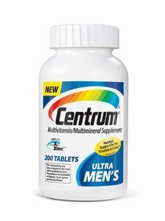 Centrum  Men Under 50, Multivitamin, 200-Count Bottle by Centrum. $21.69. Amazon.com Product Description      Centrum Men Under 50 multivitamins are specially formulated with key nutrients to help meet men's nutritional needs. This pack contains 200 tablets.Specifically formulated for men under 50Nutrients in Centrum Men Under 50Support Heart Health* - Centrum Men Under50 multivitamins contain Vitamins B6, B12, and folic acid to help support heart health.*Protects Your Body Again...