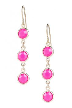 Type 1 Pink About It Earrings - New Arrivals